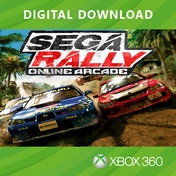 Sega Rally Online Arcade Game Xbox 360 Digital Download Game