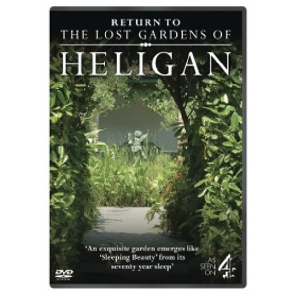 Return to the Lost Gardens of Heligan DVD