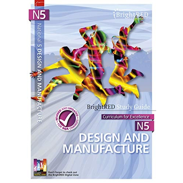 National 5 Design and Manufacture Study Guide by Scott Aitkens (Paperback, 2017)