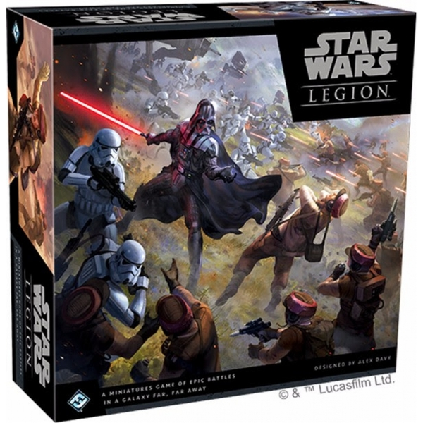 Star Wars Legion Core Set - Image 1