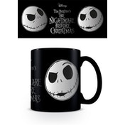 Nightmare Before Christmas - Jack Face Foil Mug