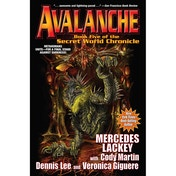 The Secret World Chronicles: Book 5: Avalanche Hardcover