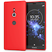 Sony Xperia XZ2 Matte Gel - Red - Image 2