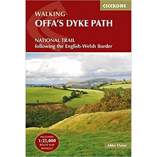 Offa's Dyke Path by Mike Dunn (Paperback, 2016)