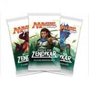 Magic The Gathering TCG Battle For Zendikar Booster Box (36 Packs)