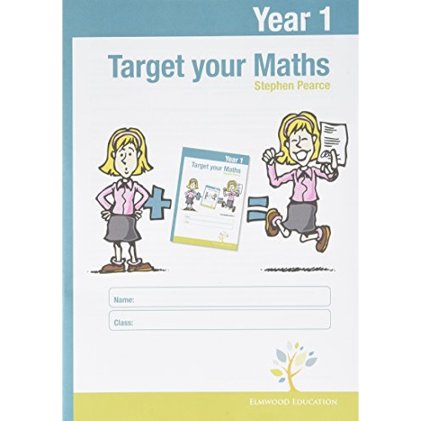 Target Your Maths Year 1 Workbook by Stephen Pearce (Paperback, 2016)