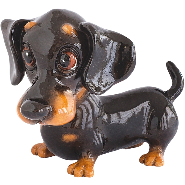 Little Paws Figurines Frankie - Dachshund