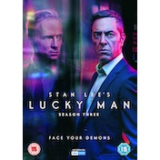 Stan Lee's Lucky Man: Season 3 DVD