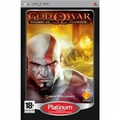 God of War Chains of Olympus (Platinum) Game PSP