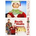 Jingle All Way   Deck The Halls DVD