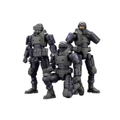 Hexa Gear Plastic Model Kits 1/24 Early Governor Vol. 1 Night Stalkers Pack 8 cm
