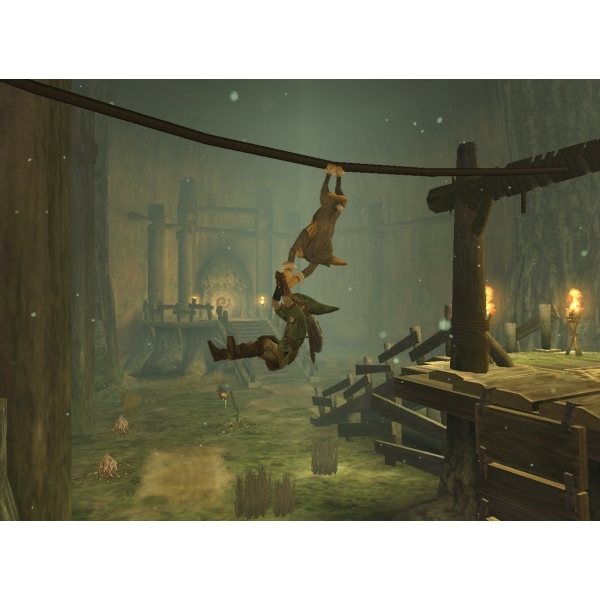 The Legend Of Zelda Twilight Princess (Selects) Game Wii - Image 4