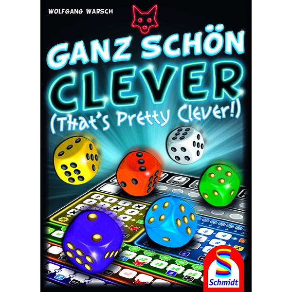 Ganz Schon Clever Game Dice Game