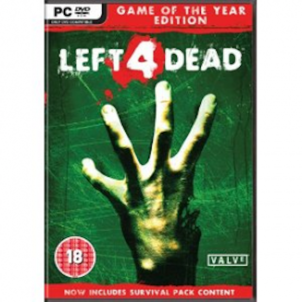 Left 4 Dead Game Of The Year Edition (GOTY) Game PC