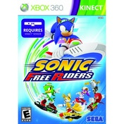 Kinect Sonic Free Riders Game Xbox 360