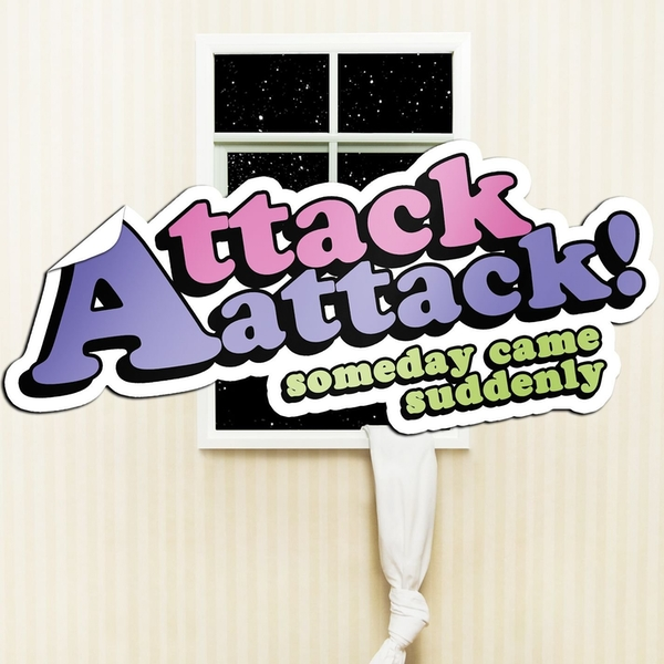 Attack Attack - Someday Came Suddenly CD