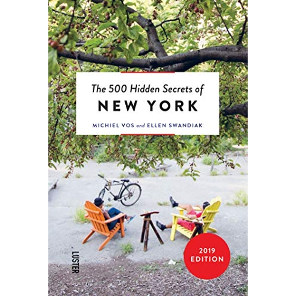 The 500 Hidden Secrets of New York by Michiel Vos (Paperback, 2017)