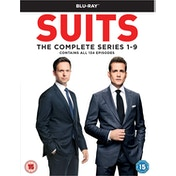 Suits Season 1-9 Blu-ray