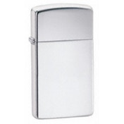 Zippo Slim High Polished Chrome Lighter