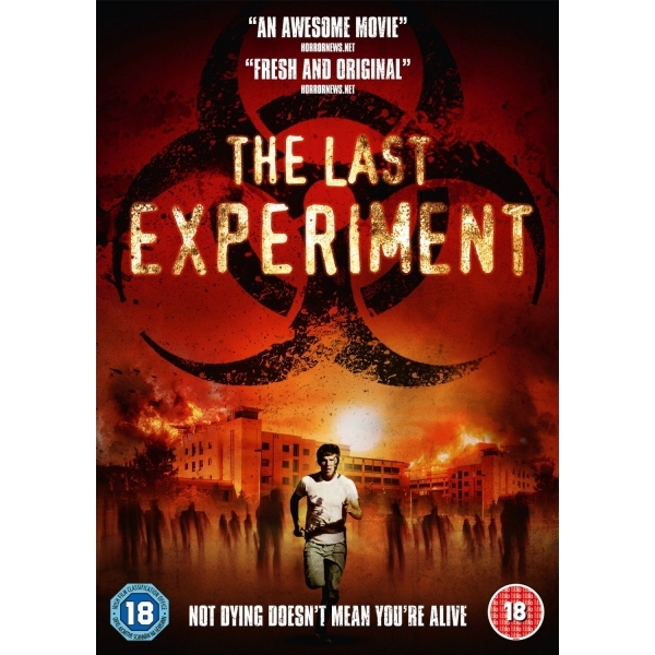 The Last Experiment DVD