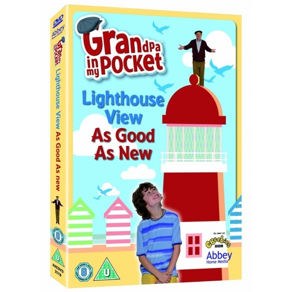 Grandpa In My Pocket: Light House View DVD