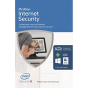 McAfee Internet Security 2016 Unlimited Devices PC Mac Android iOS