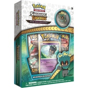 Pokemon TCG: Shining Legends Marshadow Pin Collection