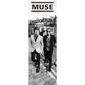 Muse Band Door Poster