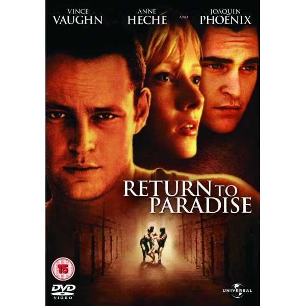 Return To Paradise DVD