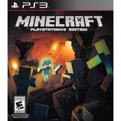 Minecraft PS3 Game (#)