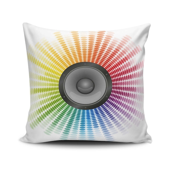 NKLF-368 Multicolor Cushion Cover