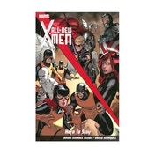 Marvel All New X-Men Here To Stay Paperback