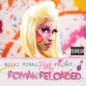 Nicki Minaj Pink Friday Roman Reloaded CD
