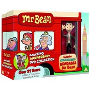 Mr Bean 25th Anniversary Boxset DVD