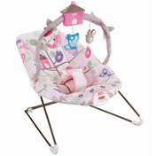 Fisher-Price Tree Party Bouncer - Pink