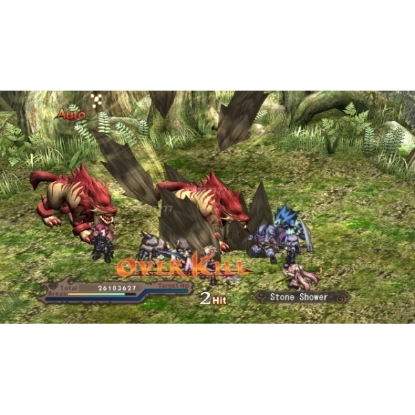 Agarest Generations Of War Game PS3 - Image 3