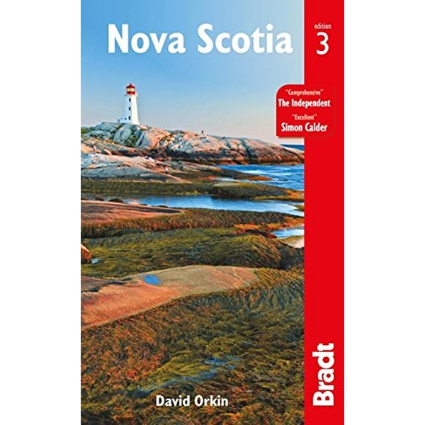 Nova Scotia by David Orkin (Paperback, 2017)