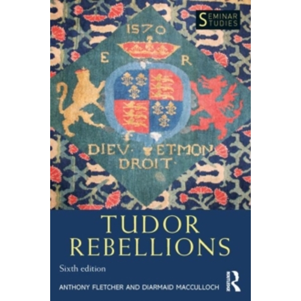 Tudor Rebellions by Anthony Fletcher, Diarmaid MacCulloch (Paperback, 2015)