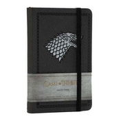 House Stark (Game of Thrones) Pocket Journal