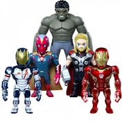Character Collectible Set (Avengers: Age of Ultron) Hot Toys Artist Mix Series 2 Figures
