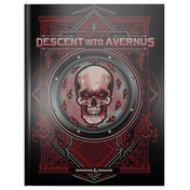 Dungeons & Dragons HC Baldur's Gate: Descent into Avernus (Alternate Cover)