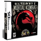 Ex-Display Ultimate Mortal Kombat Game DS Used - Like New