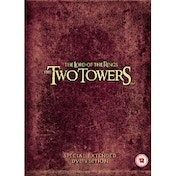 The Lord of the Rings The Two Towers Extended Edition DVD