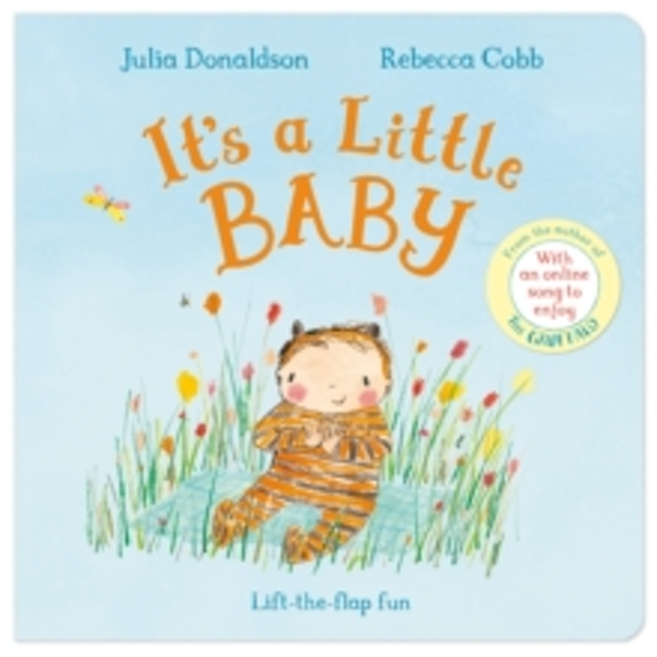 It's a Little Baby by Julia Donaldson (Board book, 2016)