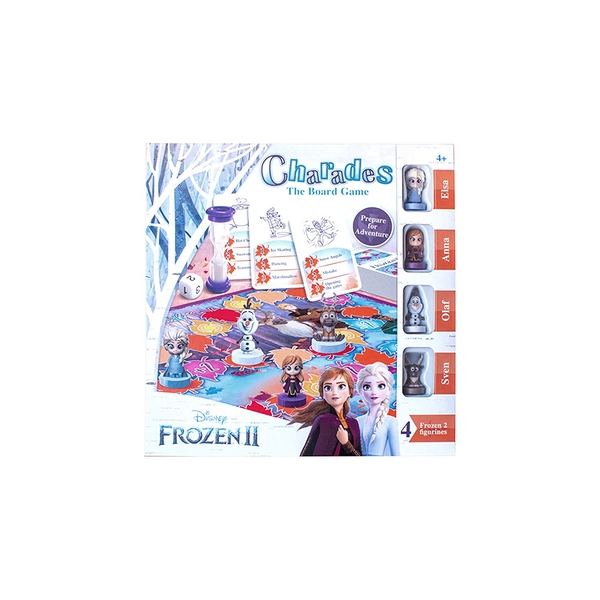 Disney Frozen 2 Charades Board Game