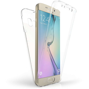 Samsung Galaxy S6 Edge Full Body 360 TPU Gel Case