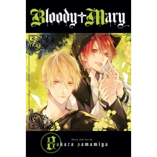 Bloody Mary, Vol. 8 : 8