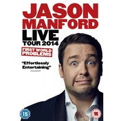 Jason Manford: First World Problems DVD