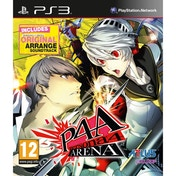 Persona 4 Arena Day One Limited Edition Game PS3