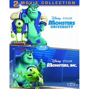 Monsters Inc. & Monsters University Collection Blu-ray